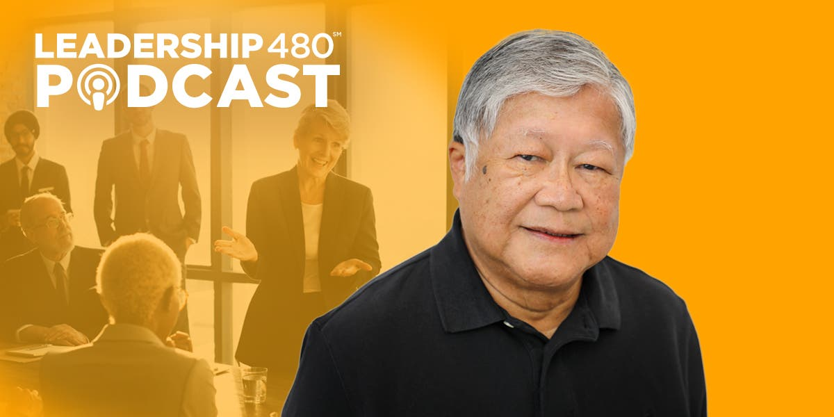 In this episode, Craig Irons chats with Noy Dy-Liacco, a retired executive whose career spanned decades–and countries.  (Episode 9)