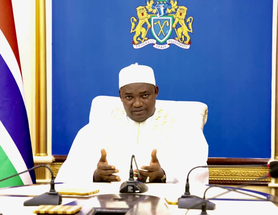 President of The Republic of The Gambia