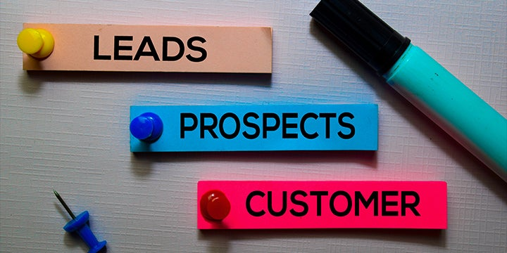 leads prospects customer on notes