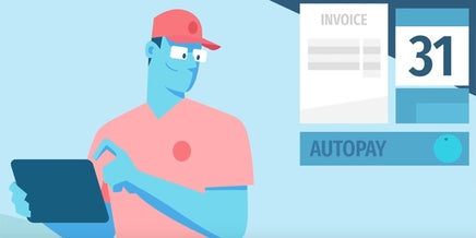 snapshot of automation video