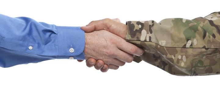 hero handshake