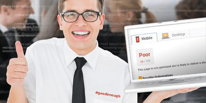 person smiling holding laptop