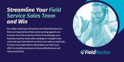 snapshot of streamline your field service pdf