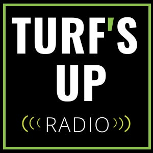 Turf's Up logo