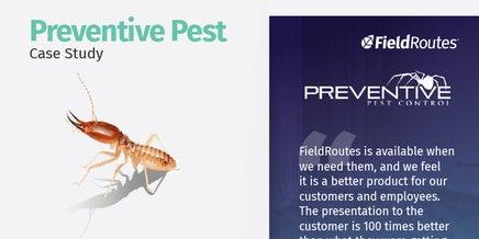 snapshot of preventive pest case study