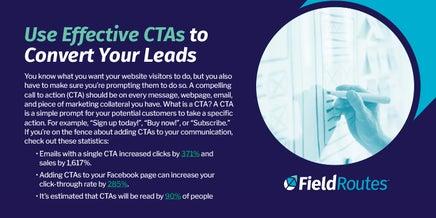 snapshot of use effective ctas pdf