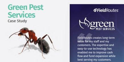 snapshot of green pest case study