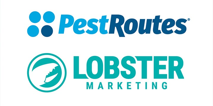 pestroutes and lobster marketing logo
