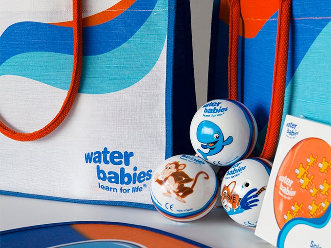 Water Babies baby swimming products