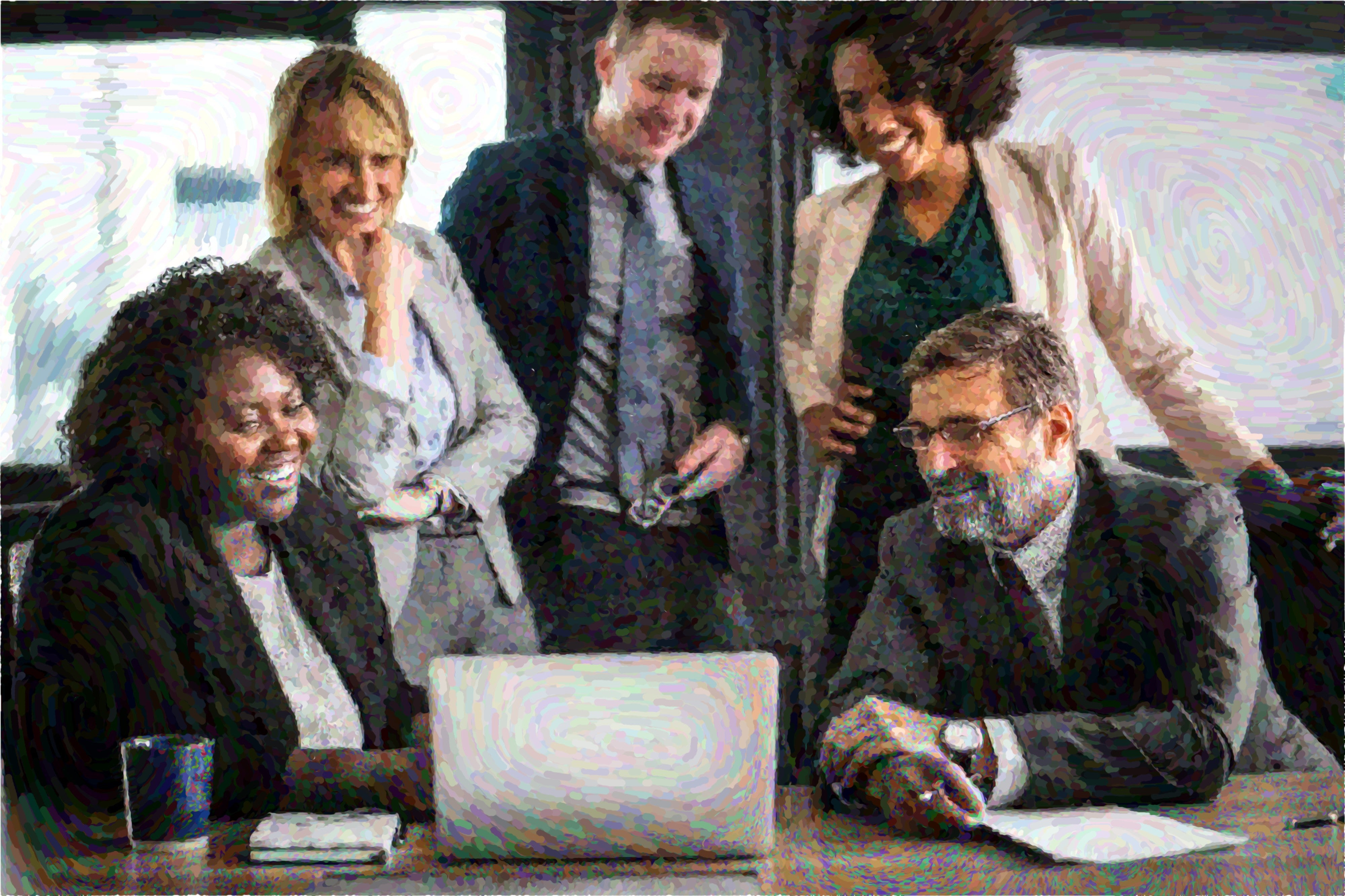 Incorporating diversity as a business initiative in hiring