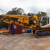 Picture of heavy machinery