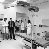 Tours of Baptist Hospital expansion.