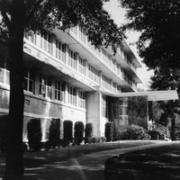 Baptist Hospital in the 50s