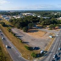 Drone photo future location Northeast of new Baptist Hospital Campus