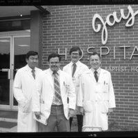 Jay Hospital joins Baptist.