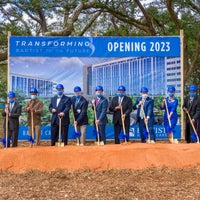Baptist breaks ground on new health campus at Brent Lane and I110.