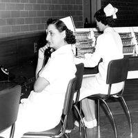 Nurses from original staff.