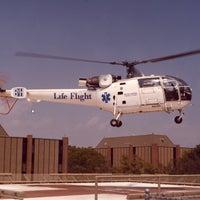 Baptist Hospital LifeFlight – first air ambulance in Florida.
