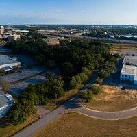 Drone photo future location Southwest corner of new Baptist Hospital Campus