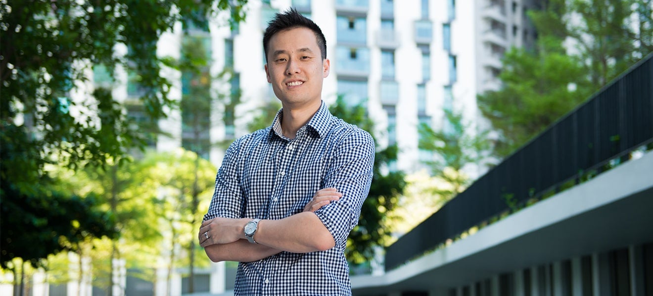 Practical lessons in entrepreneurial success from Jonathan Lui