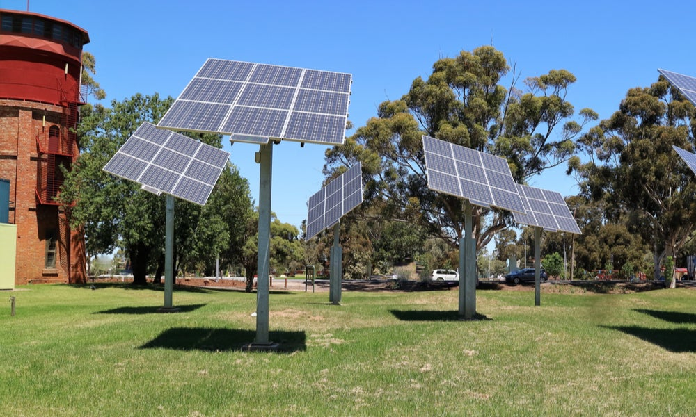 Solar panels powering building in country town Australia-min.jpg