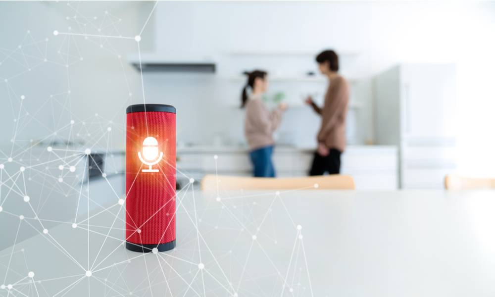 Smart speakers with couple standing in the background (1).jpg