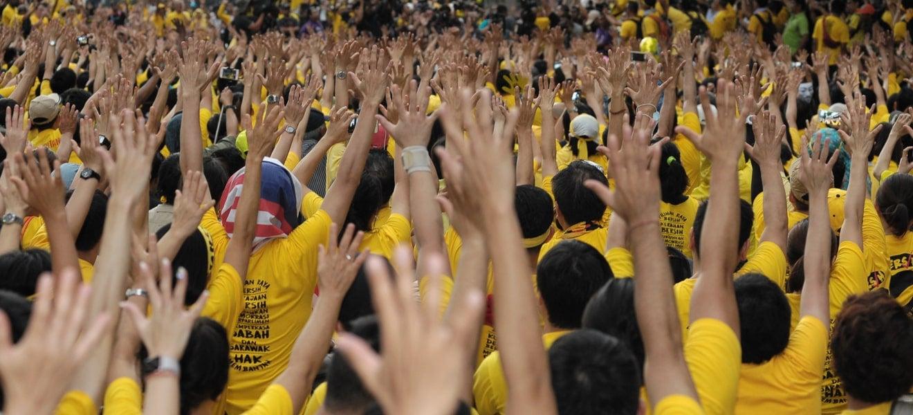 How social media fuelled the Bersih movement