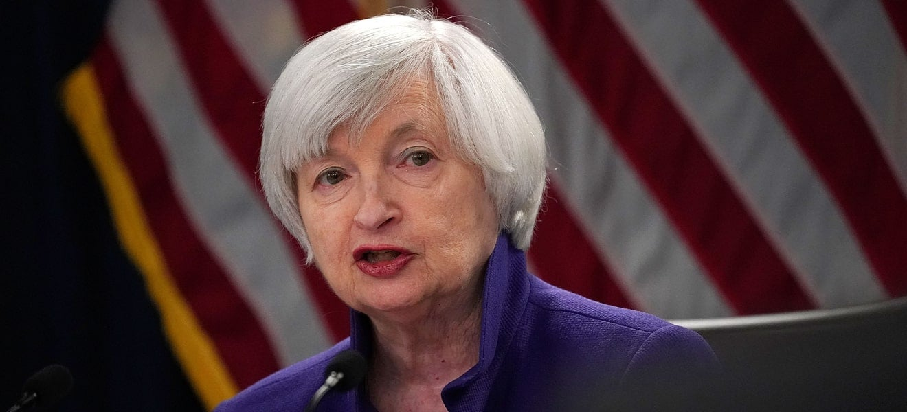 Janet Yellen: the very model of a modern Treasury Secretary