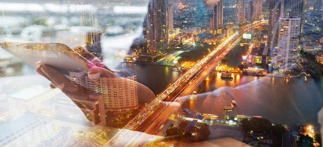 How COVID-19 could spur the rise of smart cities