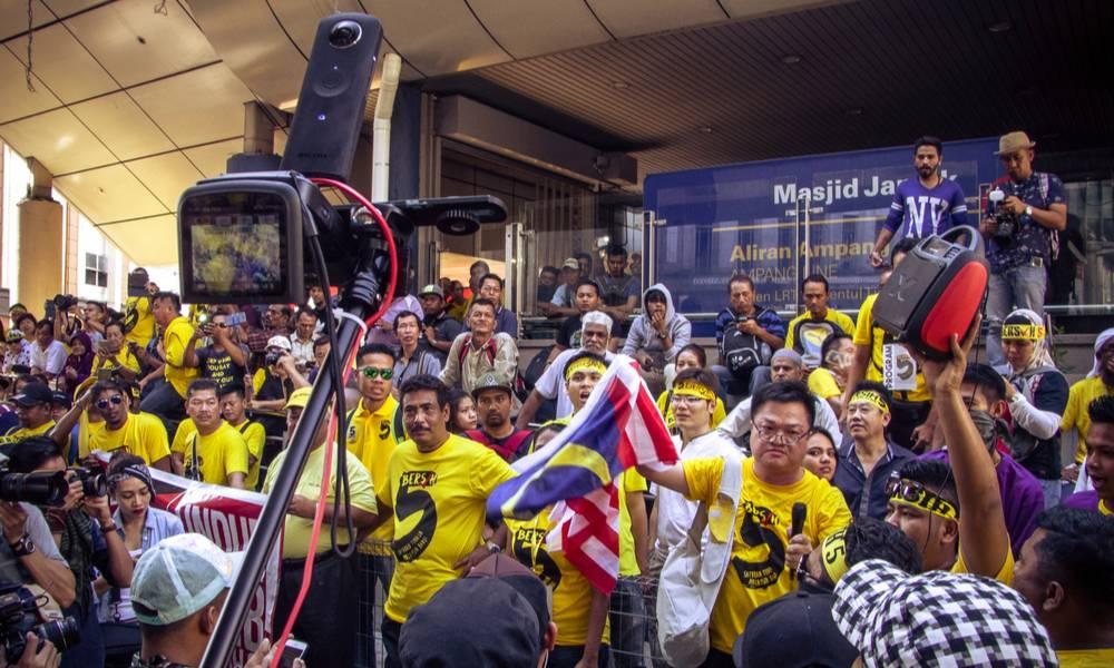 Bersih movement rally.jpeg