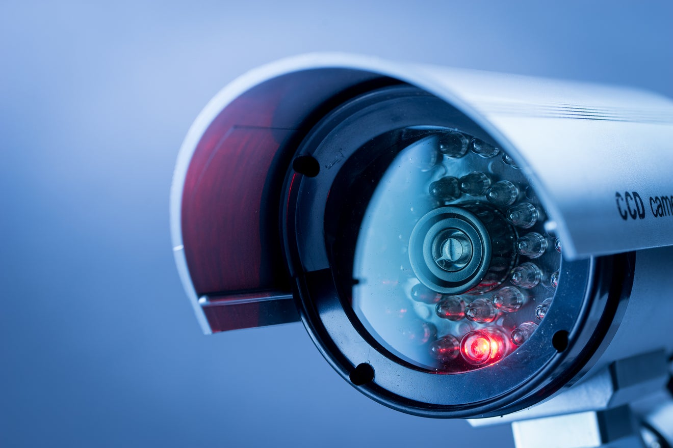CCTV and mass surveillance technology