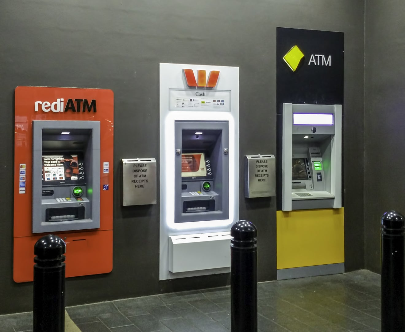 open banking ATMs