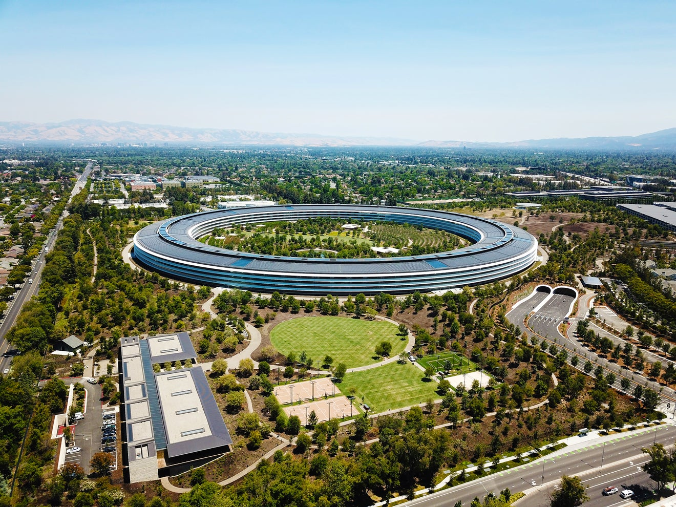 Apple HQ