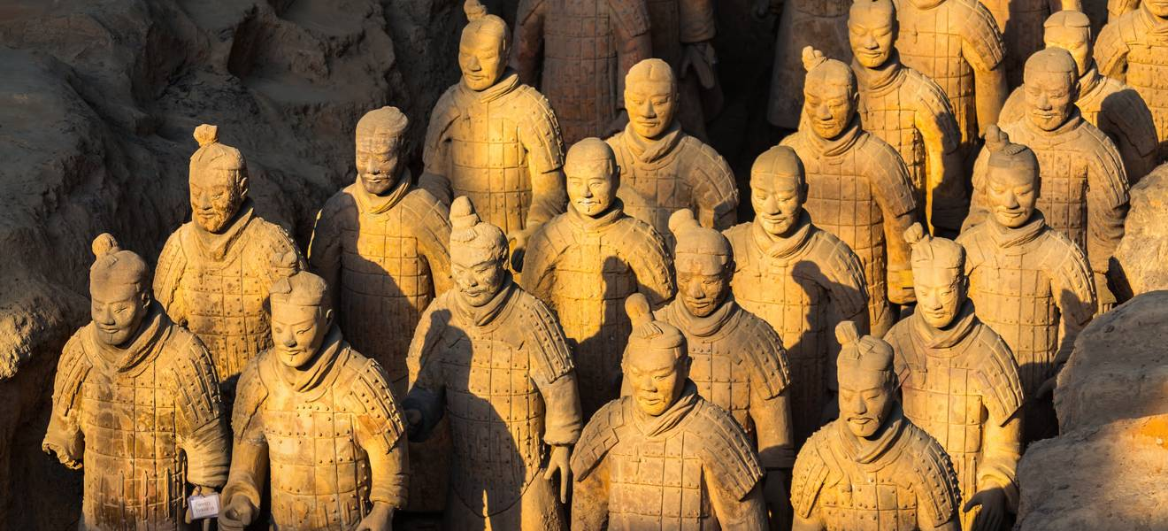 Inside the digital transformation of China's Terracotta Warrior army