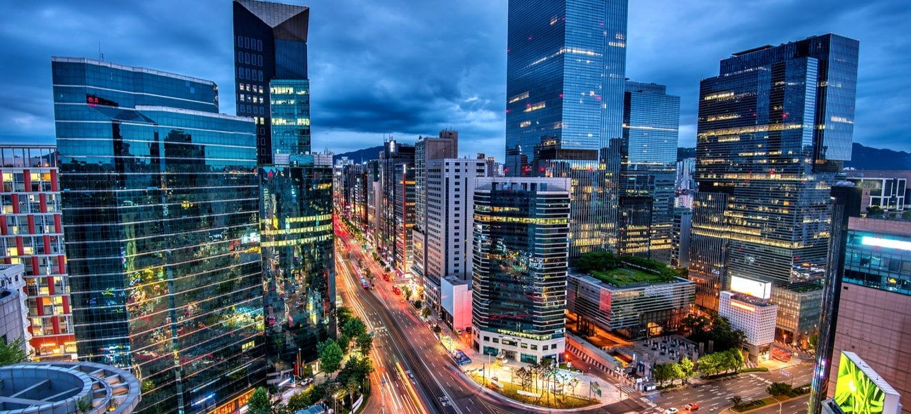 Perspiration, aspiration and inspiration: behind South Korea's economic success