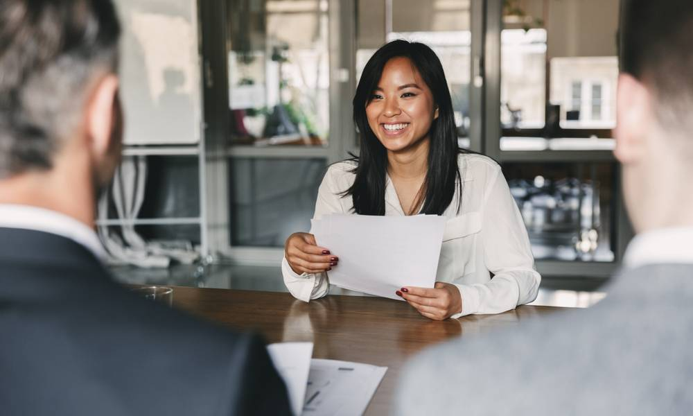 At the heart of gender diversity in the workplace is addressing bias – the ability to hire and promote female talent.jpeg