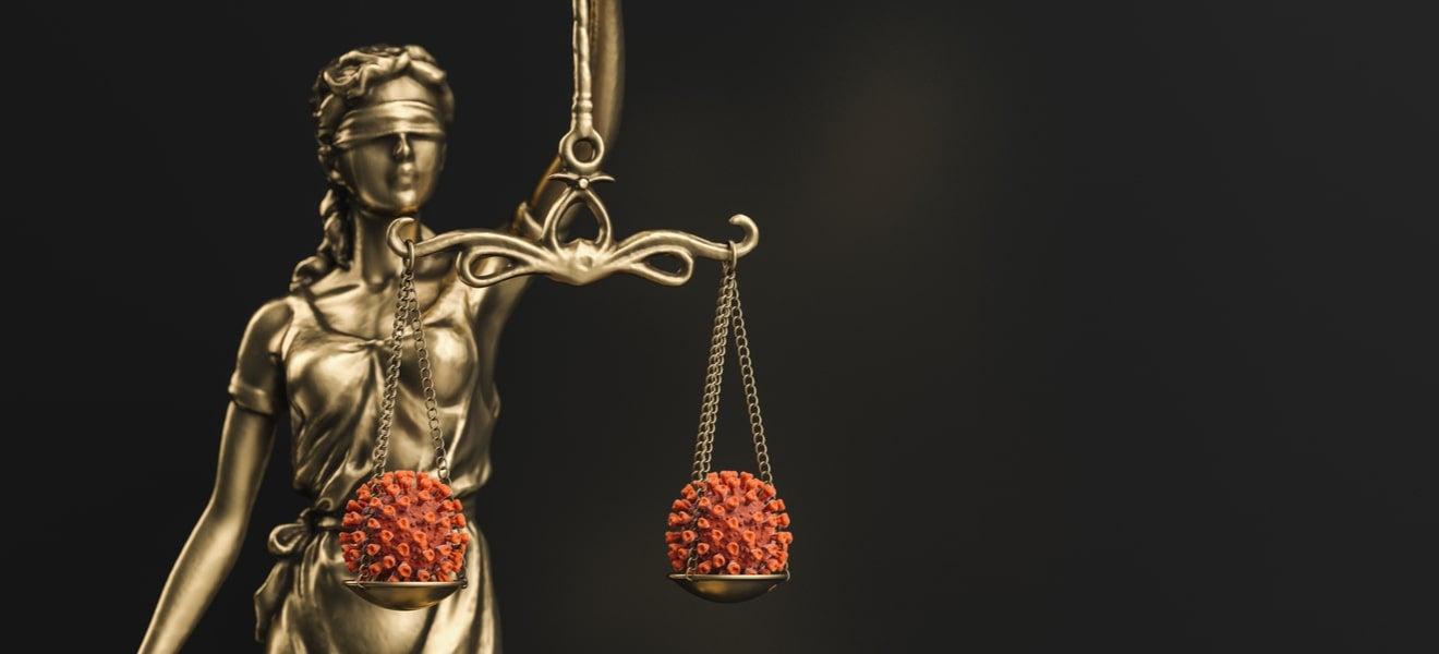 How the novel coronavirus has spawned novel law-making