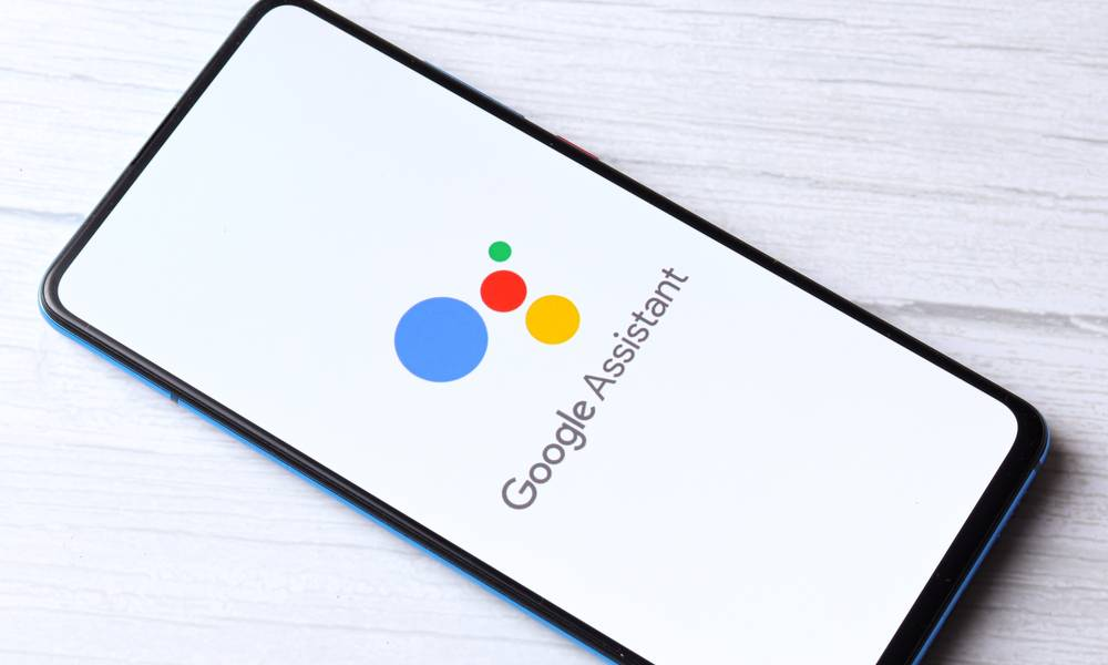 Google assistance AI powered virtual assistant developed by Google displays on phone screen (1).jpg