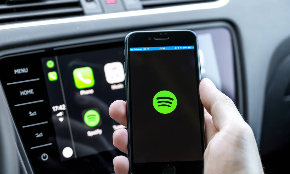 TheSpotify-Uber alliancegave users personalised music experience during their car rides has been said to be a win-win for both companies.jpeg