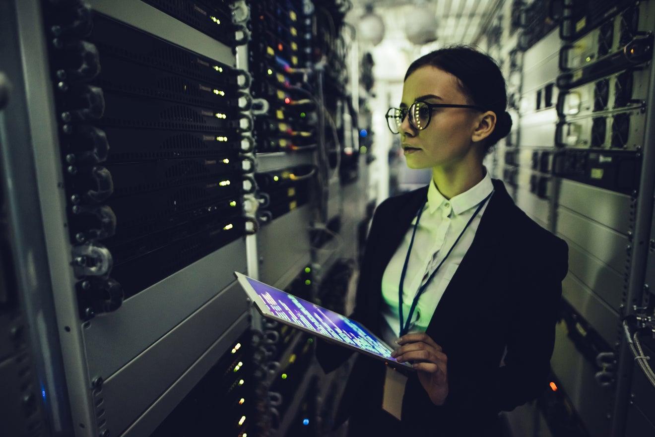 cyber women
