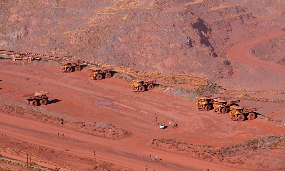 The end of the mining boom has seen the Australian dollar drop from about parity with the US dollar-min.jpg