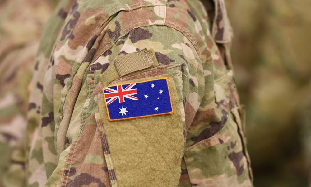 Flag of Australia on soldiers arm.jpeg