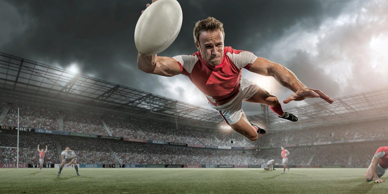 rugby hero