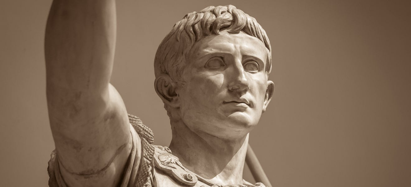 The historical link between transformational leadership, gravitas and values