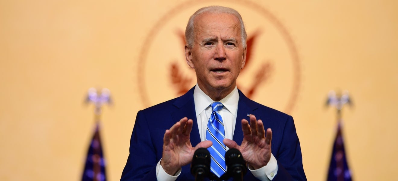 Biden's economic centrism isn't exciting, but right for these divisive times