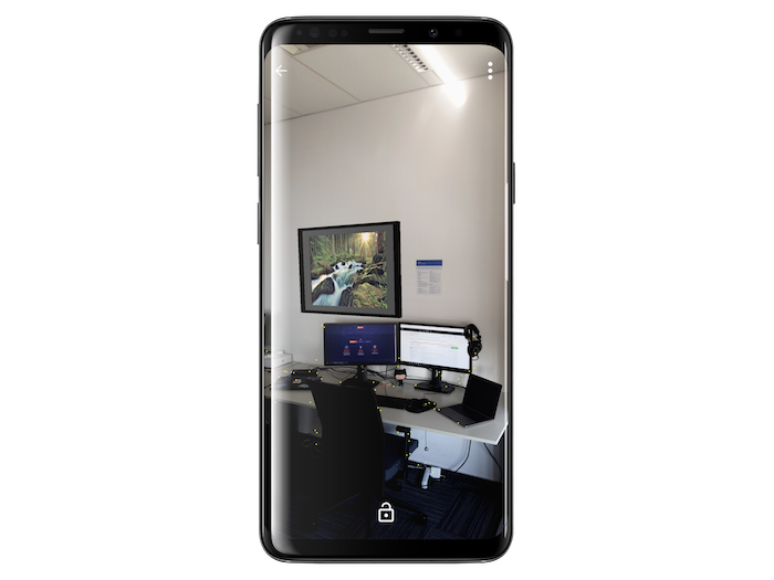 Augmented Reality iOS and Android Apps