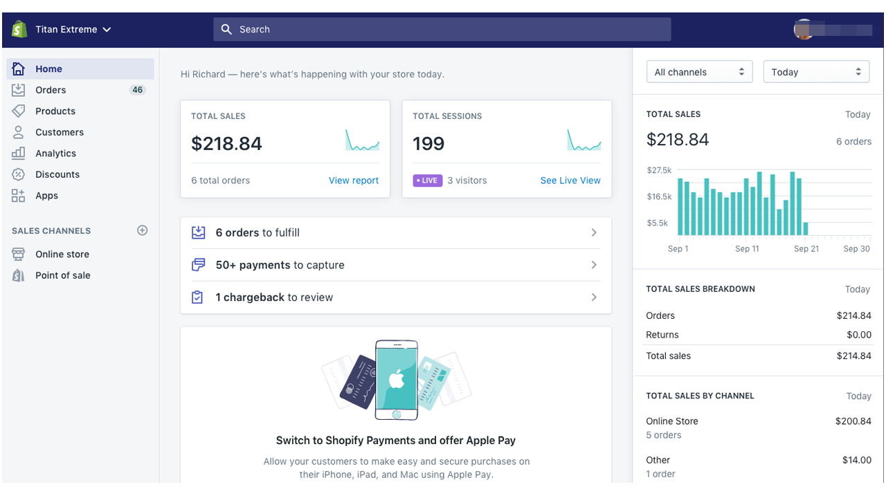 Use Kontent and Shopify to build a powerful online store