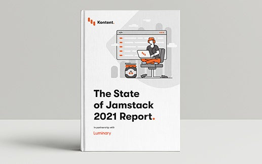 The State of Jamstack 2021 Report