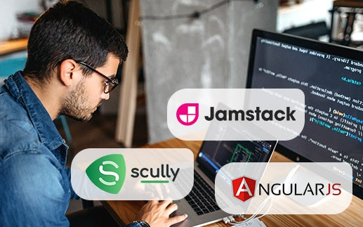 How to build Jamstack site with Angular and Scully
