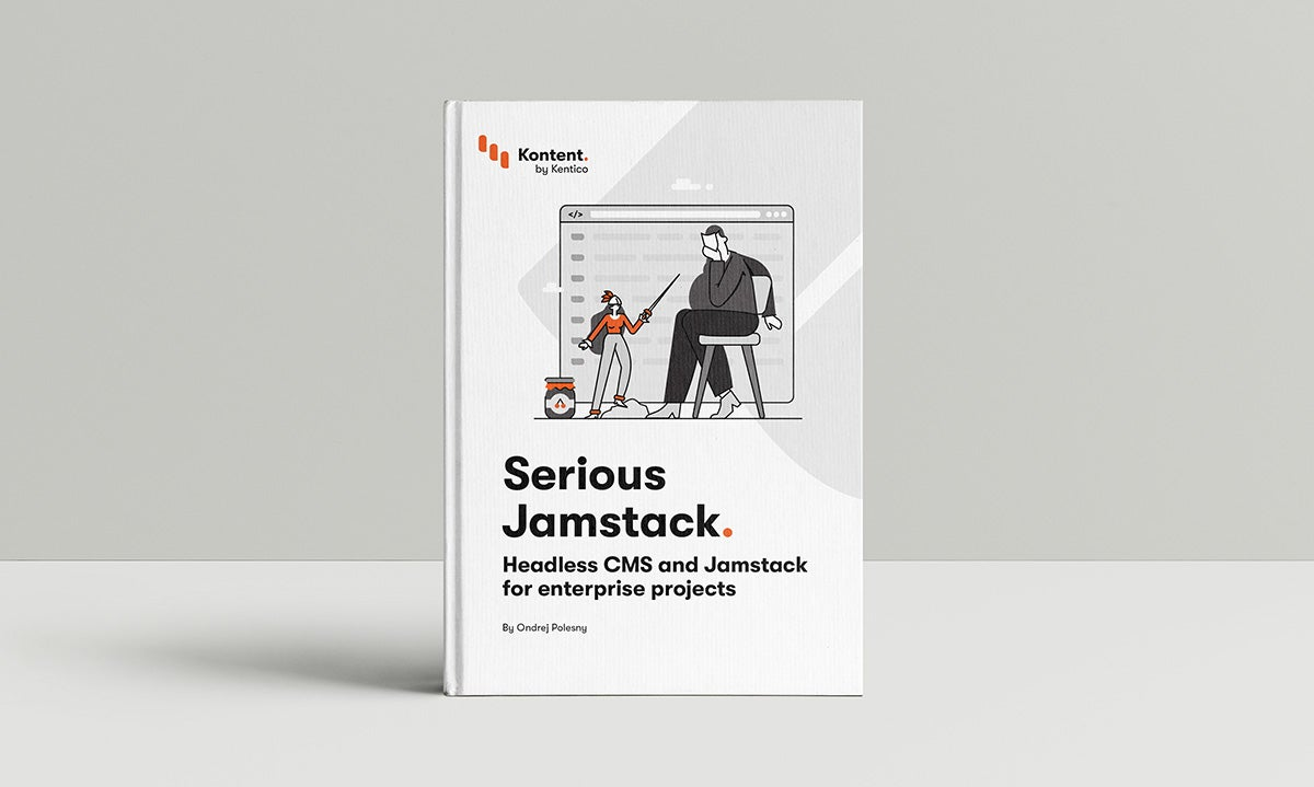 Get your copy of the Serious Jamstack ebook
